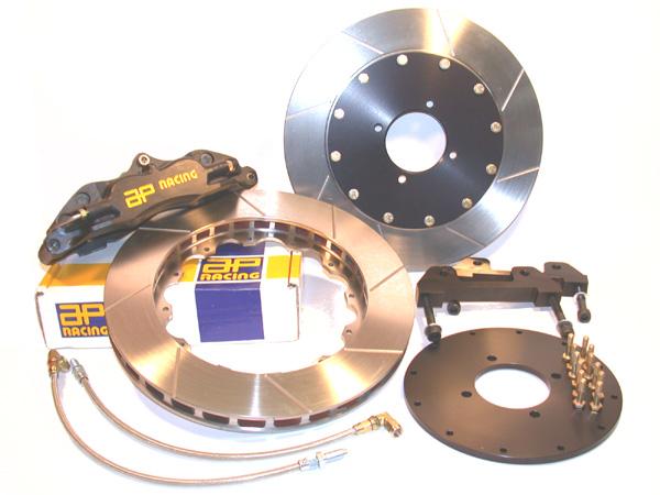 WC Engineering : Lotus Esprit : Brake Upgrade Kits